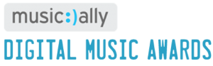 Music ally digital music awards LOGO